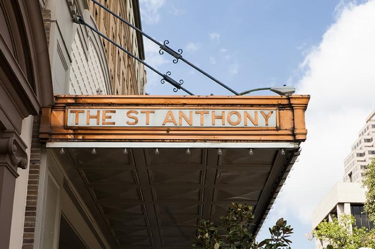 St. Anthony Hotel San Antonio